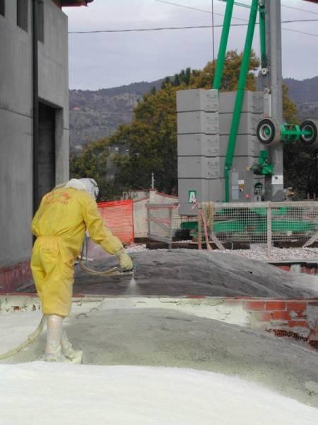 impermeabilizzazione con resine poliuretaniche
